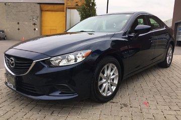 2016 Mazda Mazda6 GS, SKY-ACTIV!!! BACK-UP CAMERA!!! HEATED SEATS!!!
