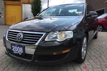 2008 Volkswagen Passat sedan Trendline