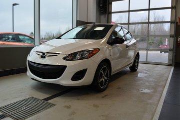 2014 Mazda Mazda2 GX,MAGS,AIR CLIMATISÉ, VITRE ÉLECTRIQUE,PORT USB,