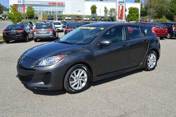 Mazda Mazda3 GS-SKY AUTOMATIQUE 2012