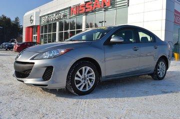 Mazda Mazda3 GS-SKY AUTOMATIQUE GR. ELECT. AIR CLIMATISÉ 2013