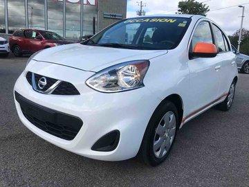 Nissan Micra SV CAMERA DE RECUL 2015