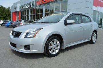 2012 Nissan Sentra SR AUTOMATIQUE A/C BLUETOOTH