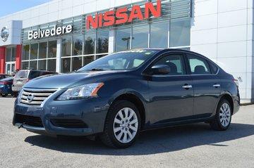 Nissan Sentra 1.8 S AUTOMATIQUE AIR CLIMATISÉ BLUETOOTH 2014