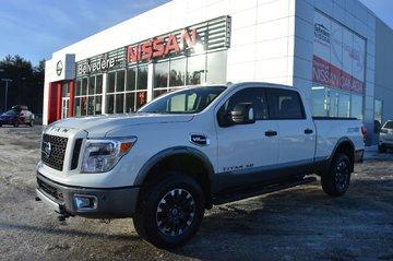 2017 Nissan Titan XD PRO 4X XD DEMONSTRATEUR