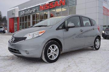Nissan Versa Note SV AUTOMATIQUE AIR CLIMATISÉ 2014