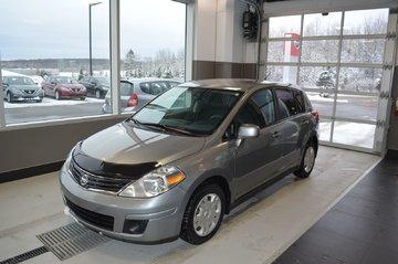Nissan Versa 1.8 S AUTOMATIQUE 2010