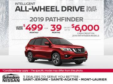 Get the 2019 Pathfinder!