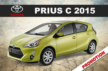 Prius C 2015