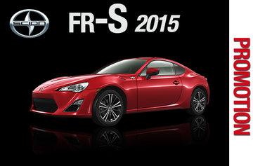 Promotion sur la fr-S 2015