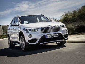2017 BMW X1: BMW through and through