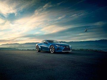 La nouvelle Lexus LC 2018 : le grand luxe signé Lexus
