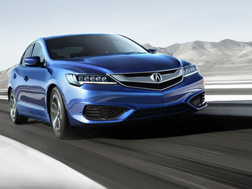 2017 Acura ILX: Affordable Performance