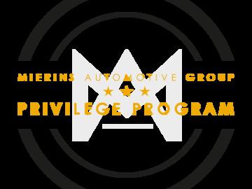 Mierins Automotive Group Privilege Program