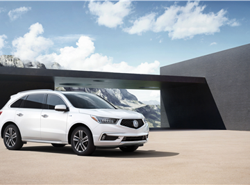 Why buy a new Acura vehicle?