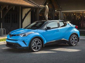 Des nouveautés pour le Toyota C-HR 2019