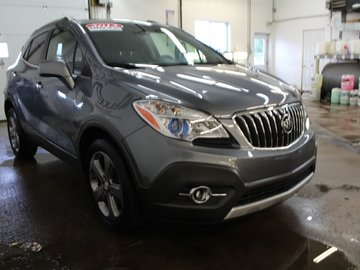 2013 Buick Encore CX 1.4L 4 CYL TURBOCHARGED AUTOMATIC FWD