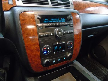 2008 Chevrolet Silverado 1500 Z71 LTZ 5.3L 8 CYL AUTOMATIC 4X4 EXTENDED CAB