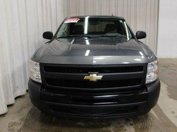 2011 Chevrolet Silverado 1500 WT 4.3L 6 CYL AUTOMATIC RWD EXTENDED CAB