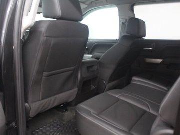 2018 Chevrolet Silverado 3500 LTZ
