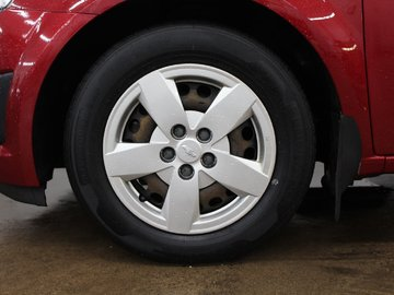2013 Chevrolet Sonic LT 1.8L 4 CYL AUTOMATIC FWD 4D SEDAN
