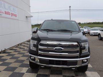 2016 Ford F-150 LARIAT 3.5L 6 CYL ECOBOOST AUTOMATIC 4X4 SUPERCREW