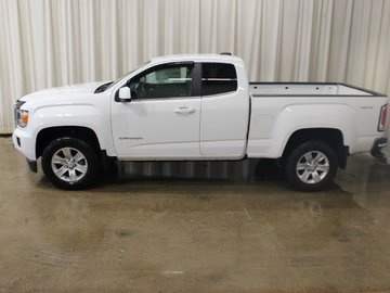 2017 GMC Canyon SLE 3.6L 6 CYL AUTOMATIC 4X4 EXTENDED CAB