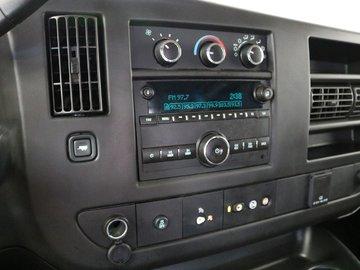 2018 GMC Savana 2500 HD - 6.0L 8 CYL AUTOMATIC RWD CARGO VAN