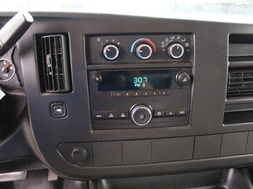 2014 GMC Savana 3500 6.0L 8 CYL AUTOMATIC RWD CUBE VAN