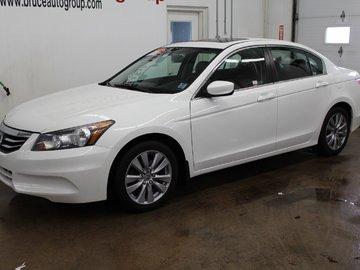 2012 Honda Accord EX-L - HEATED SEATS / LEATHER INTERIOR / SUN ROOF