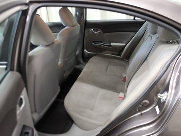 2012 Honda Civic LX 1.8L 4 CYL i-VTEC 5 SPD MANUAL FWD 4D SEDAN