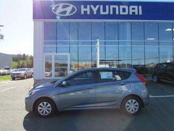 2017 Hyundai Accent GL 1.6L 4 CYL AUTOMATIC FWD 5D HATCHBACK