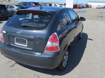 2009 Hyundai Accent GL 1.6L 4 CYL AUTOMATIC FWD 2D HATCHBACK
