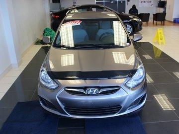 2012 Hyundai Accent GL 1.6L 4 CYL AUTOMATIC FWD 4D SEDAN