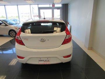 2017 Hyundai Accent L 1.6L 4 CYL 6 SPD MANUAL FWD 5D HATCHBACK
