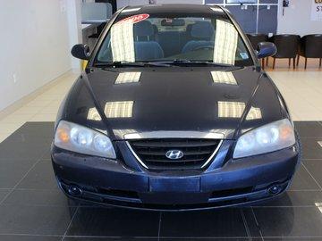 2006 Hyundai Elantra GLS 2.0L 4 CYL AUTOMATIC FWD 4D SEDAN