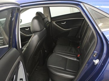 2013 Hyundai Elantra GT SE 1.8L 4 CYL AUTOMATIC FWD 5D HATCHBACK