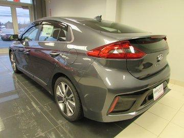 2018 Hyundai IONIQ HYBRID Limited with Technology