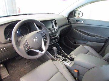 2017 Hyundai Tucson LIMITED 1.6L 4 CYL TURBO AUTOMATIC AWD