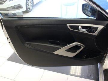 2013 Hyundai Veloster 1.6L 4 CYL 6 SPD MANUAL FWD 3D HATCHBACK