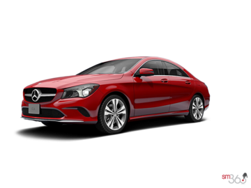 Mercedes-Benz CLA 250 4MATIC 2018