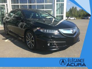 2016 Acura TLX V6 Elite, SH-AWD, GPS, CUIR, TOIT