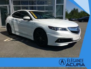 2017 Acura TLX Elite, SH-AWD, A-SPEC, GPS