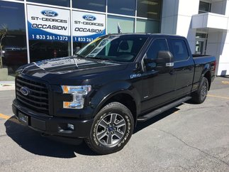 2015 Ford F-150 XLT SPORT CREW 6 1/2 3.5 ECOBOOST 302 A