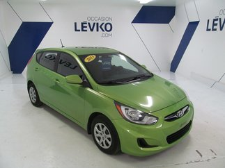 2013 Hyundai Accent GL ***MANUELLE + A/C**