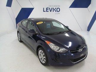 Hyundai Elantra GL **BLUETOOTH + A/C** 2011