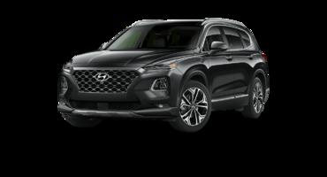 Hyundai Santa Fe Sport LUXURY w/ Dark Chrome Exterior Accents 2019