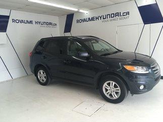 2012 Hyundai Santa Fe GL / SIÈGES CHAUFFANTS / COMMANDE AU VOLANT