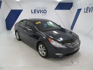 Hyundai Sonata LIMITED **CUIR + TOIT-OUVRANT + BLUETOOTH** 2011