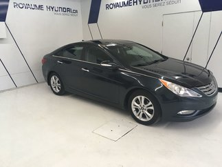 2013 Hyundai Sonata LIMITED / CUIR / TOIT/ GPS/ CAMÉRA DE RECUL